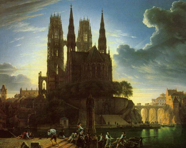 Karl Friedrich Schinkel (1781-1841) 1_karl10
