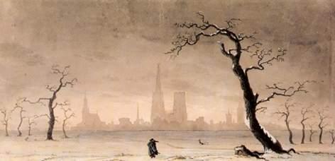 Karl Friedrich Schinkel (1781-1841) Advent10