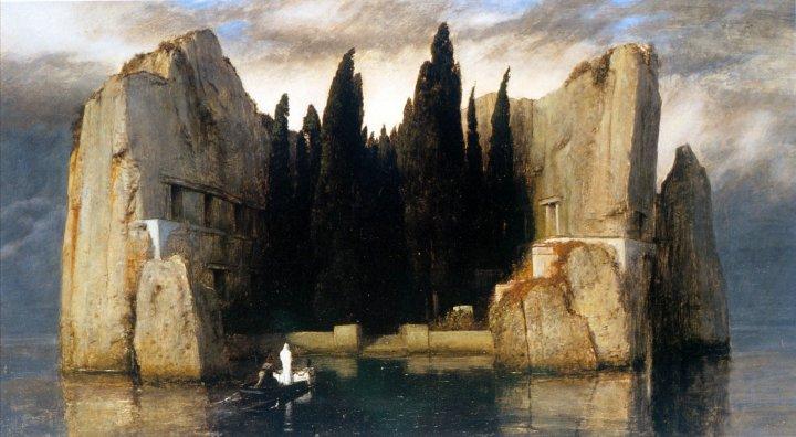 ARNOLD BOCKLIN (1827-1901) Arnold10