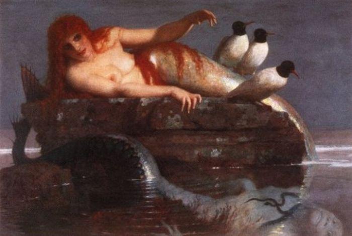 ARNOLD BOCKLIN (1827-1901) Arnold11