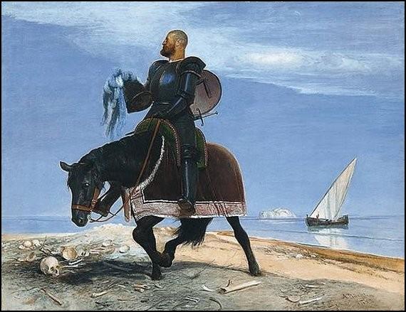 ARNOLD BOCKLIN (1827-1901) Arnold13