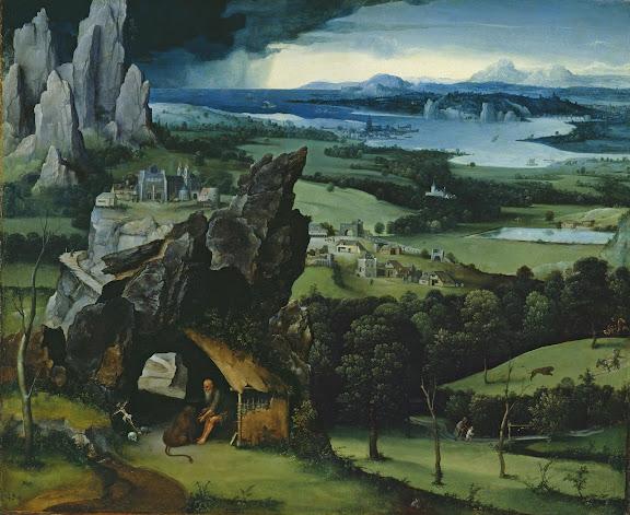 Joachim Patinir (1485-1524) Landsc10