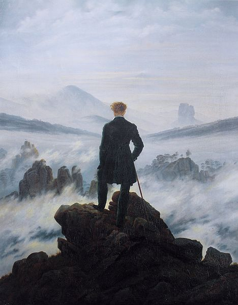 Caspar David Friedrich (1774-1840) Levoya10