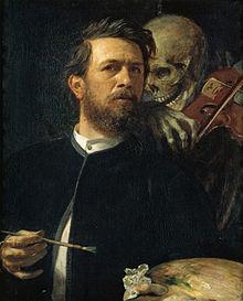 ARNOLD BOCKLIN (1827-1901) Minix-10