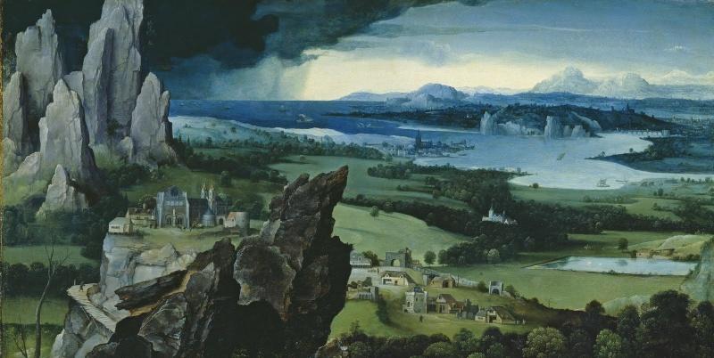 Joachim Patinir (1485-1524) San_je10
