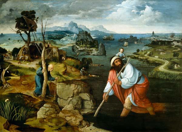 Joachim Patinir (1485-1524) Stchri10