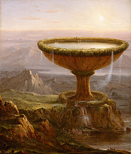 THOMAS COLE (1801-1848) Titan_10