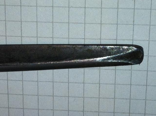 identification d'une autre baïonnette Pointe12