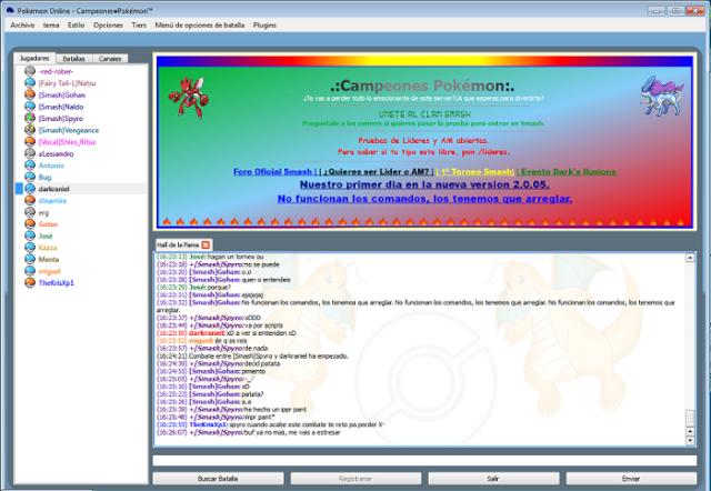 Nos pasamos a la Version 2.0.05. Impr_p11
