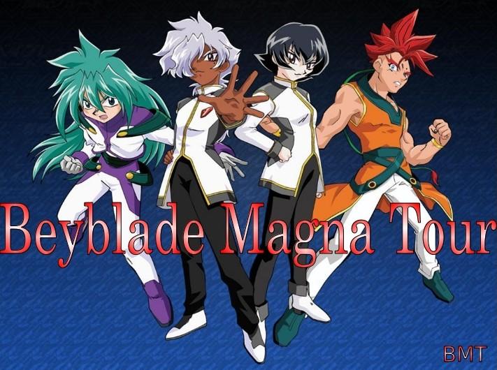 Beyblade Magna Tour