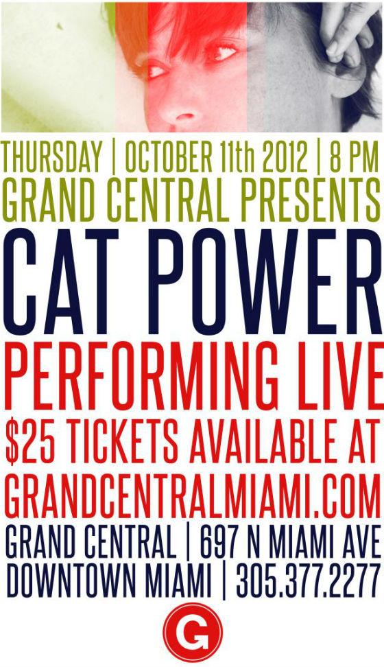 10/11/12 - Miami, FL, Grand Central 10-11-10