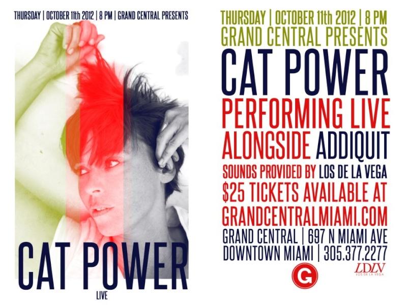 10/11/12 - Miami, FL, Grand Central 10-11-12