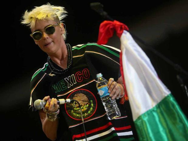 "10/13/12 – Mexico City, Mexico, Autodromo Hermanos Rodriguez, ""Corona Capital Music Festival"" 10-13-10"