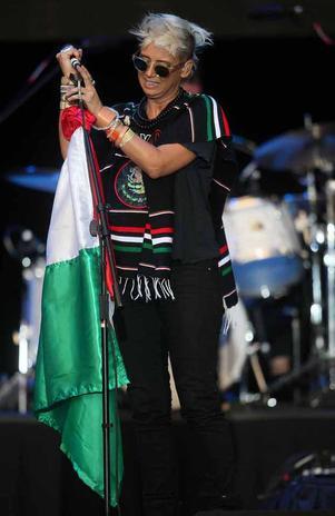 "10/13/12 – Mexico City, Mexico, Autodromo Hermanos Rodriguez, ""Corona Capital Music Festival"" 10-13-14"