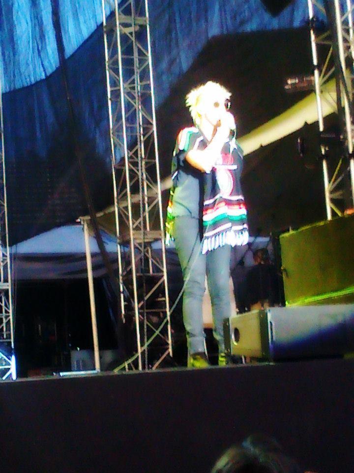 "10/13/12 – Mexico City, Mexico, Autodromo Hermanos Rodriguez, ""Corona Capital Music Festival"" 10-13-22"