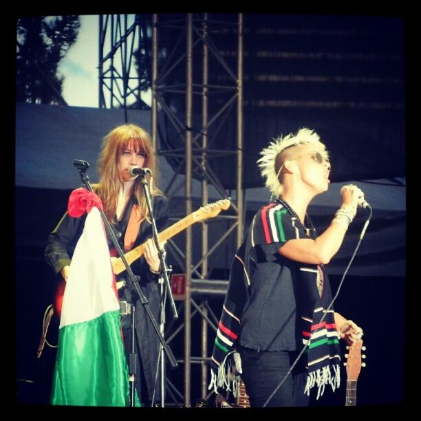 "10/13/12 – Mexico City, Mexico, Autodromo Hermanos Rodriguez, ""Corona Capital Music Festival"" 10-13-23"