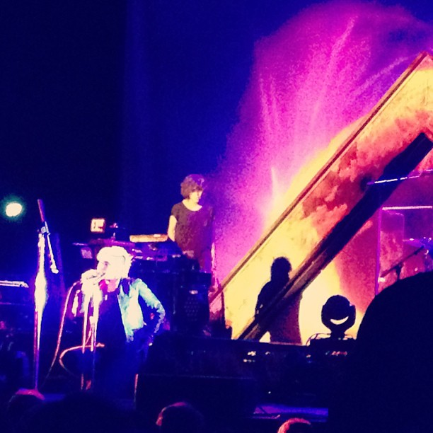 10/18/12 - Ithaca, NY, State Theater 10-18-22