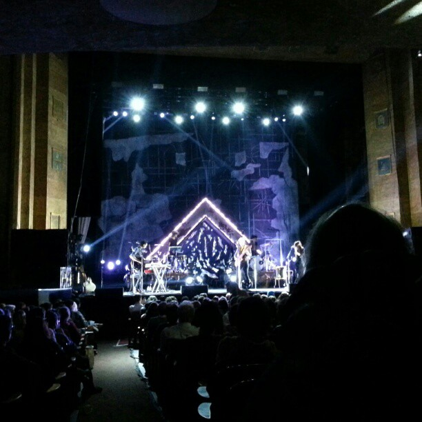 10/18/12 - Ithaca, NY, State Theater 10-18-25