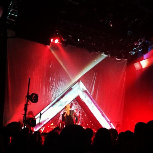 10/22/12 - Washington DC, 9:30 Club 10-22-11