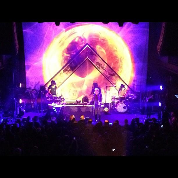 10/22/12 - Washington DC, 9:30 Club 10-22-30
