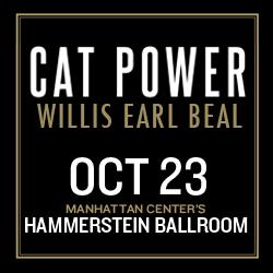 10/23/12 – NYC, Hammerstein Ballroom 10-23-14