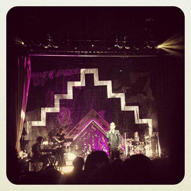 10/23/12 – NYC, Hammerstein Ballroom 10-23-16