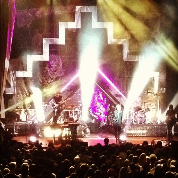 10/23/12 – NYC, Hammerstein Ballroom 10-23-17