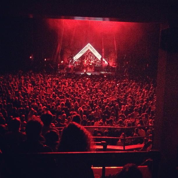 10/23/12 – NYC, Hammerstein Ballroom 10-23-23