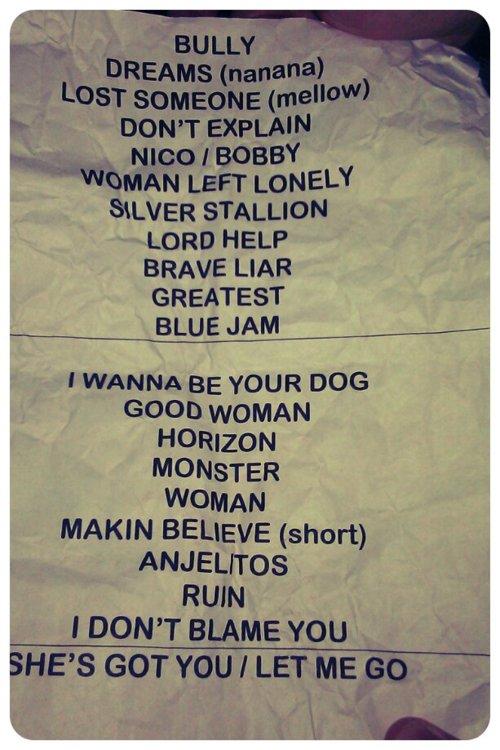 2/5/12 - Helsinki, Finland, The Circus    2-5-1210