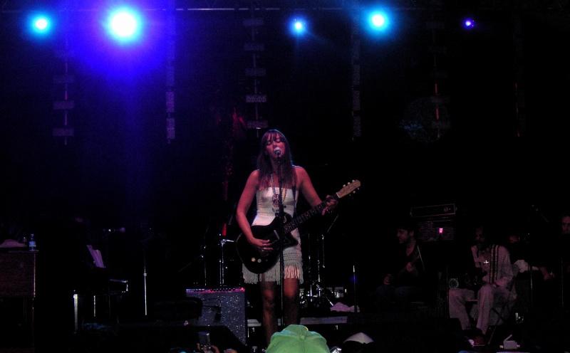 """4/29/06 - Indio, CA, """"Coachella Festival"""" 4-29-018"""
