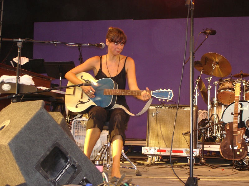 "6/16/06 - Manchester, TN, ""Bonnaroo Festival"" 6-16-010"