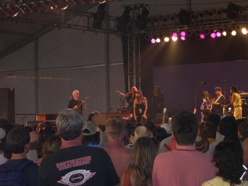 "6/16/06 - Manchester, TN, ""Bonnaroo Festival"" 6-16-018"