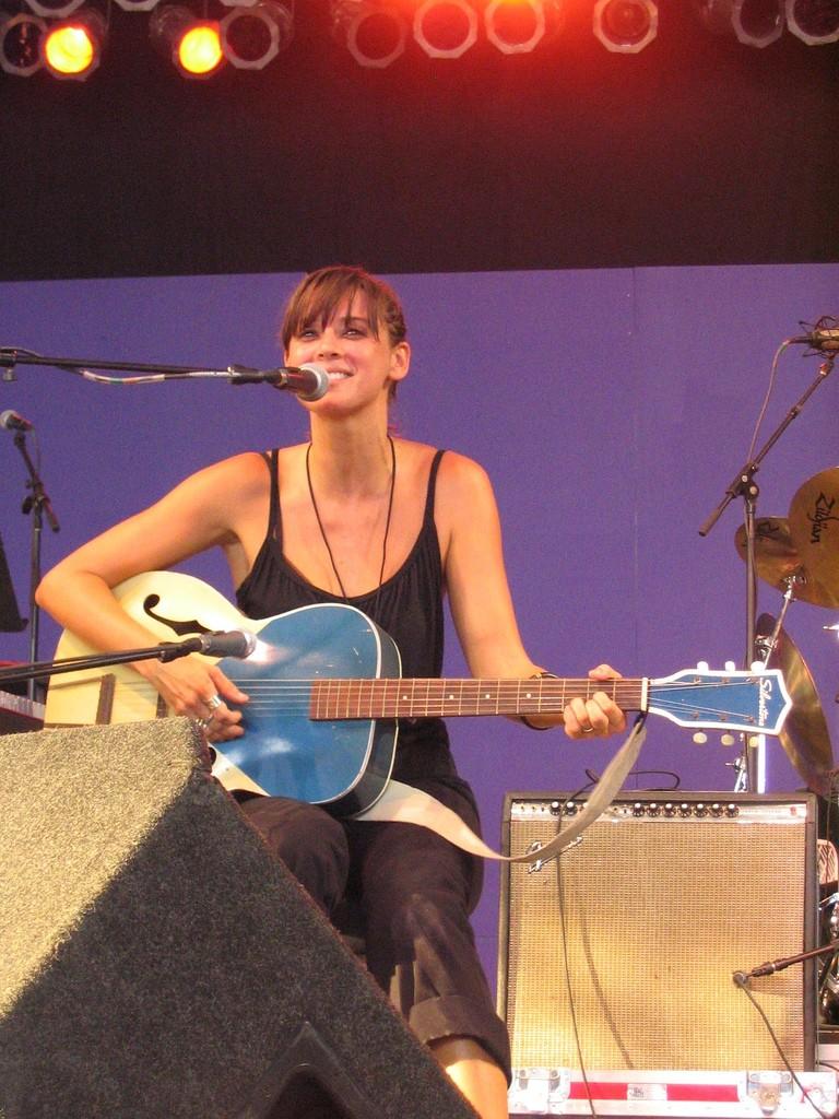 "6/16/06 - Manchester, TN, ""Bonnaroo Festival"" 6-16-027"