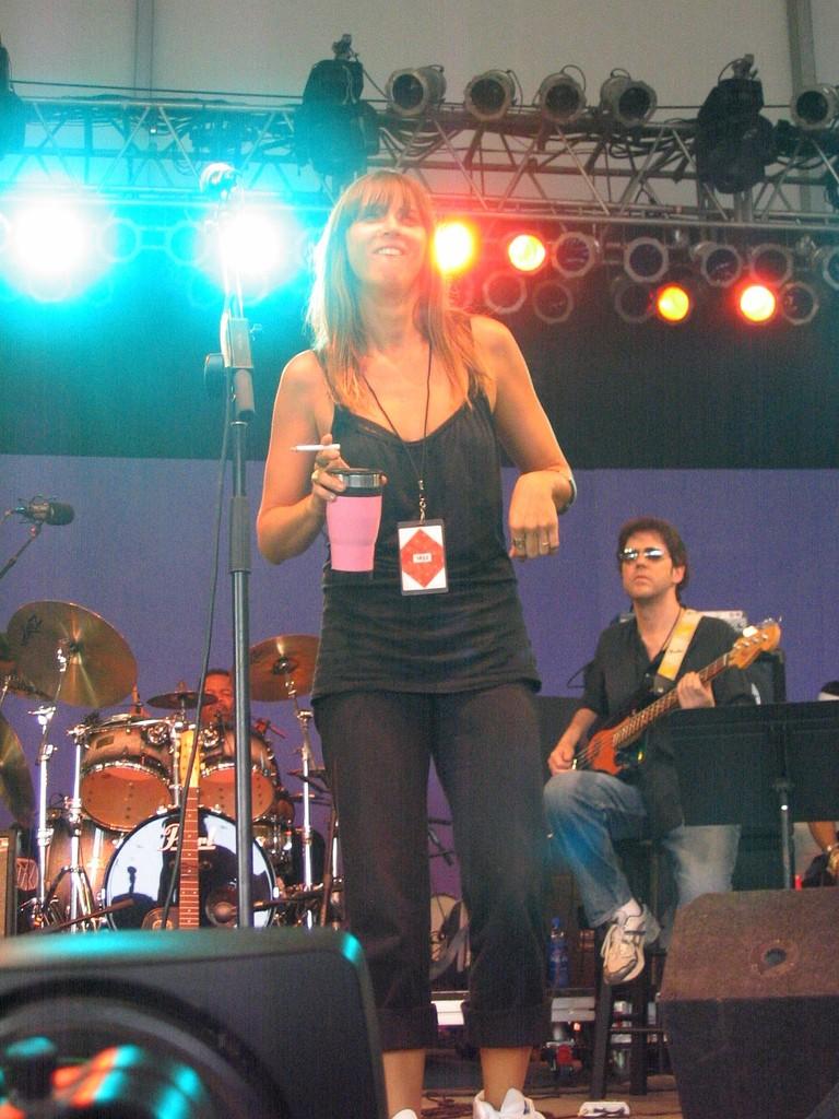 "6/16/06 - Manchester, TN, ""Bonnaroo Festival"" 6-16-028"