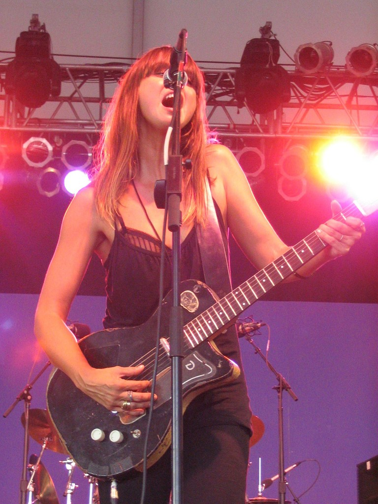 "6/16/06 - Manchester, TN, ""Bonnaroo Festival"" 6-16-030"