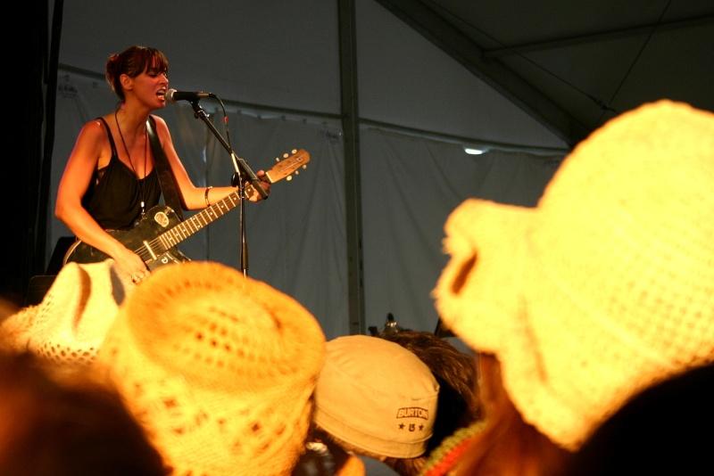 "6/16/06 - Manchester, TN, ""Bonnaroo Festival"" 6-16-032"