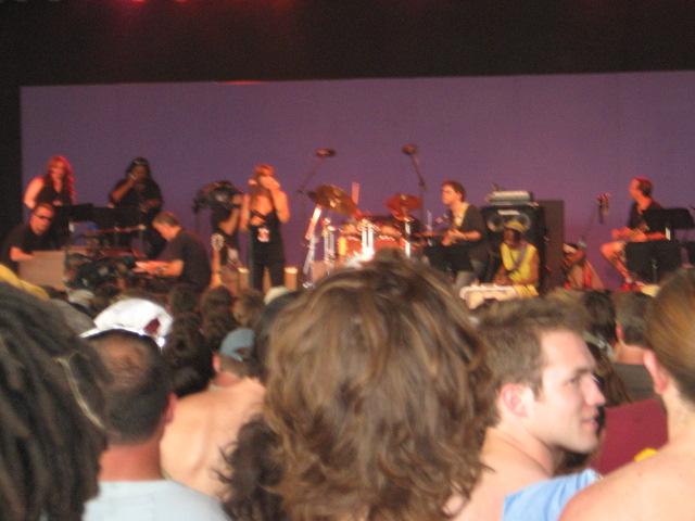 "6/16/06 - Manchester, TN, ""Bonnaroo Festival"" 6-16-041"