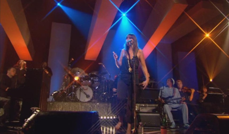 """6/20/06 - London, England, BBC, """"Later With Jools Holland"""" 6-20-010"""