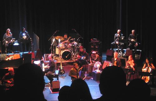 6/7/06 - Boston, MA, Berklee Performance Center 6-7-0610