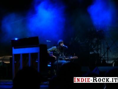 """8/5/06 - Urbino, Italy, Fortezza Albornoz, """"Frequenze Disturbate Festival"""" 8-5-0624"""
