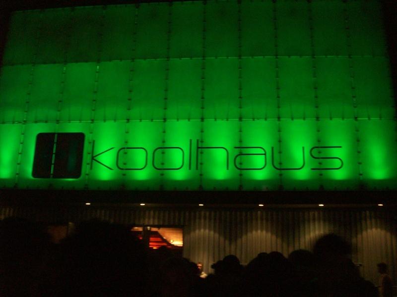 10/20/12 - Toronto, Canada, Kool Haus Kool_h10