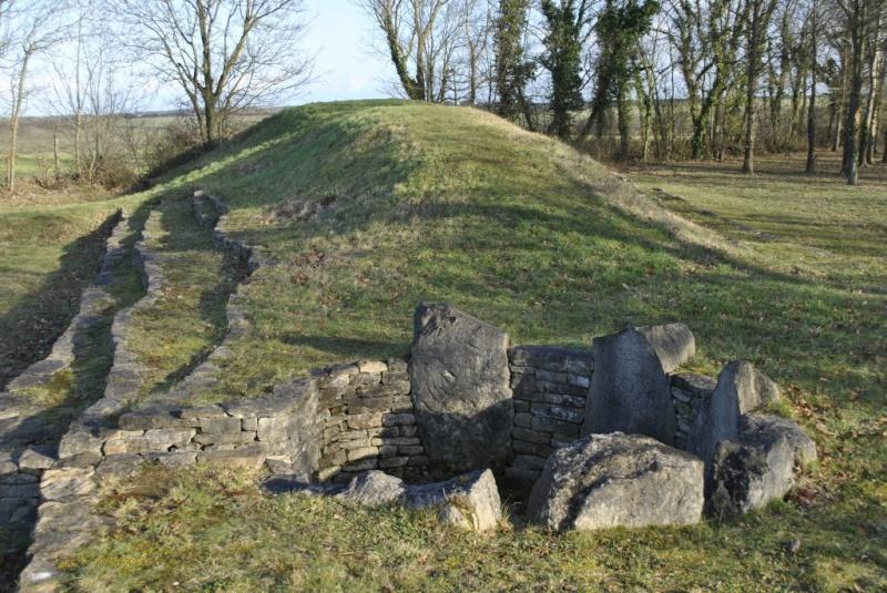 Énigme 149 - Le tumulus de Colombiers-sur-Seulles Dsc03910
