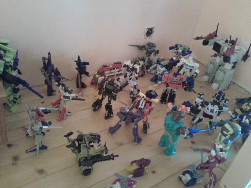 La collection du NOVA PRIME 20120917