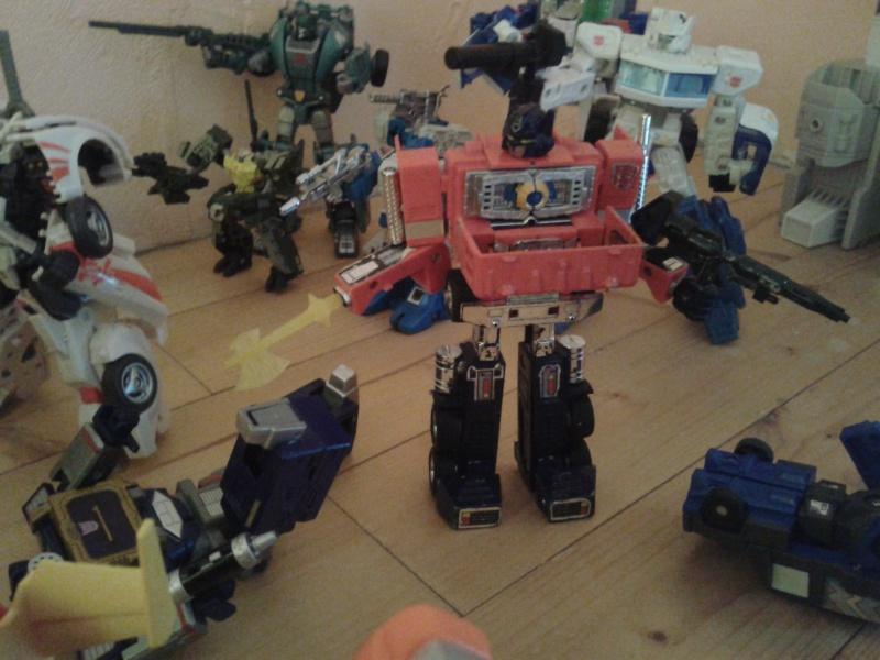 La collection du NOVA PRIME 20120919