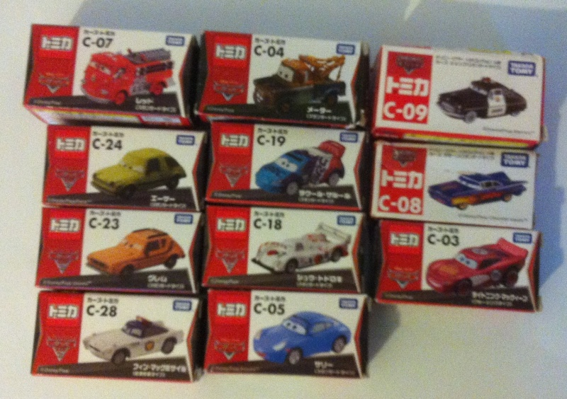 [TAKARA TOMY] Quelques Cars ... - Page 2 Photo_12