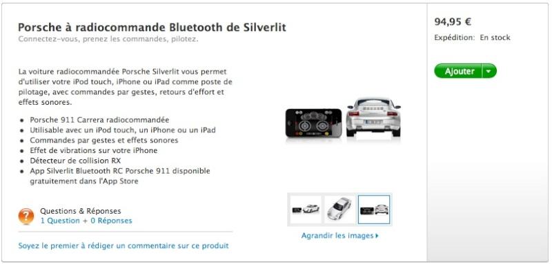 911 jouet télécommandée avec un iPhone ! Porsch10