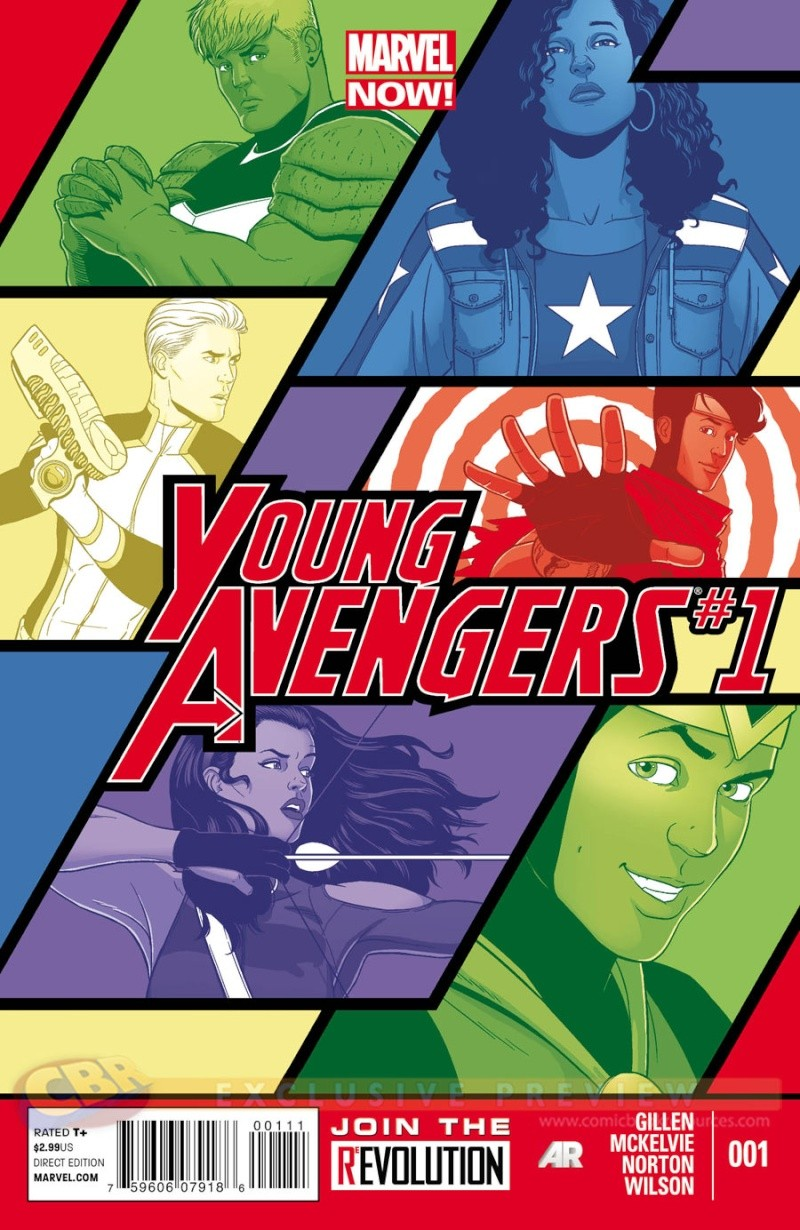 Young Avengers #2 13497910