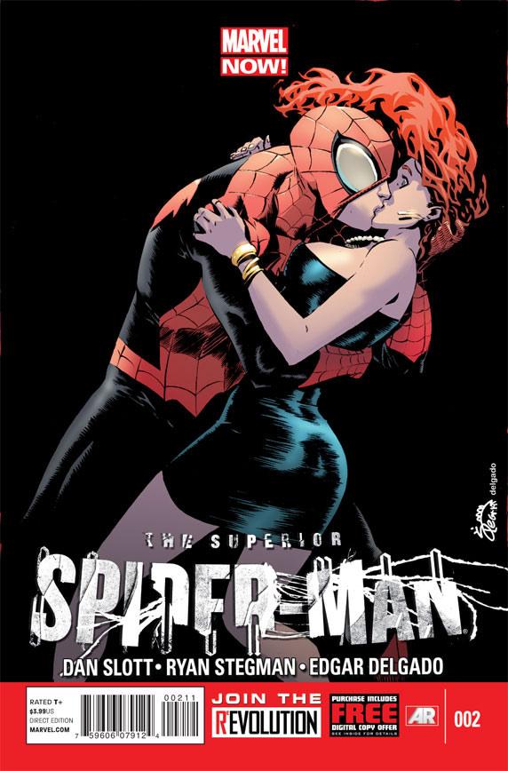 Superior Spider Man #1 47281710
