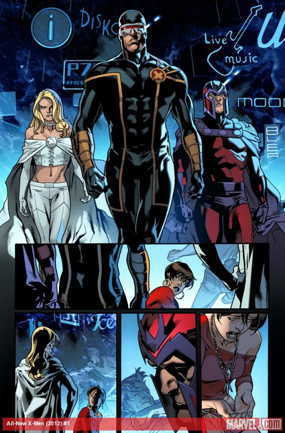 All New X-men 1 (Marvel Now) - Page 2 502a7014