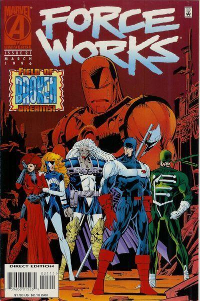 Dark Avengers 183 51032-10